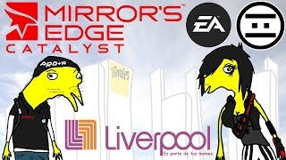 getlinkyoutube.com-Niño Rata - 11 - Mirror's Edge PRO PAPU (#NEGAS)