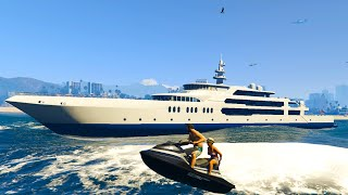 getlinkyoutube.com-GTA 5 SUPER YACHT CUSTOMIZATION, SECRETS & MORE! (GTA 5 DLC)
