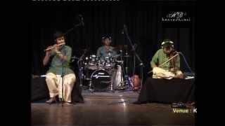 getlinkyoutube.com-Roja Janeman / Kadhal Rojave - by Hamsadhwani Fusion Band
