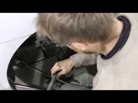 Прикипел тормозной диск - как снять со ступицы?