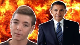 getlinkyoutube.com-15 Year Old JEWISH PROPHET Has Vision of WWIII | Obama Will Perish in Israel