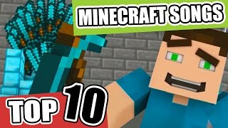 getlinkyoutube.com-♪ Top 10 Minecraft Songs and Animations of January 2017 ♪ NEW Best Minecraft Song Compilations ♪