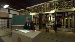 「親鸞聖人の御生涯に学ぶ」第3回 (1) 大谷大学名誉教授・沙加戸 弘 師 (大津別院親鸞講座2015年6月27日)