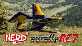 getlinkyoutube.com-Nerd³ FW - aerofly RC 7