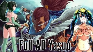 getlinkyoutube.com-The Adventures of Full AD: Yasuo