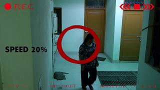 getlinkyoutube.com-Ghost Try To Talk With Girl | Paranormal Activity Caught