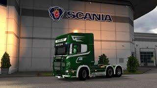 getlinkyoutube.com-ETS2 1.16 - SCANIA R GTM Mod (Euro Truck Simulator 2)