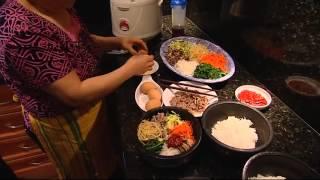 getlinkyoutube.com-Dolsot Bibimbap (Korean) recipe