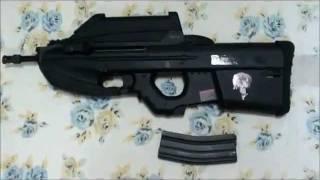 getlinkyoutube.com-G&G FN F2000 (G2010 hunter) レビュー