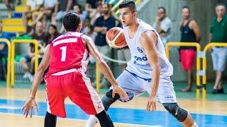 Betaland Capo D'orlando-Basket Barcellona, le interviste agli allenatori