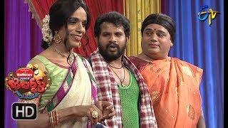 Hyper Aadi, Raising Raju Performance   Jabardasth   5th April 2018     ETV  Telugu
