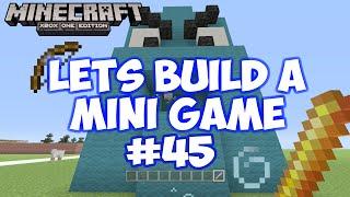 getlinkyoutube.com-Minecraft Xbox - Lets Build A Mini Game World - 45 - BASKETBALL!