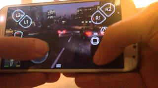 getlinkyoutube.com-GTA 5 on Android [PS4 Remote Play]
