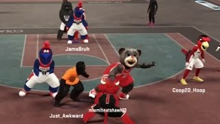 getlinkyoutube.com-MASCOT LEGEND 3 SHOWDOWN  - NBA 2K15