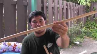 getlinkyoutube.com-Simple No Heat Survival Bow