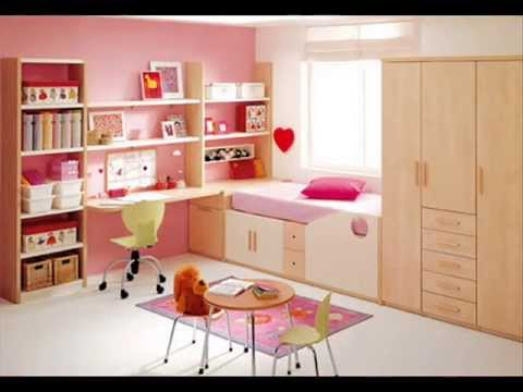 Decorating Kids Rooms - walls, beds, furniture