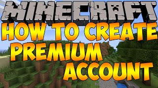 getlinkyoutube.com-How to Create Minecraft Premium Account with Mineshafter