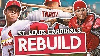 ST. LOUIS CARDINALS REBUILD! MLB THE SHOW 18 Franchise World Series Challenge
