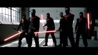 getlinkyoutube.com-Jedi Ninjas Ft. Team2X
