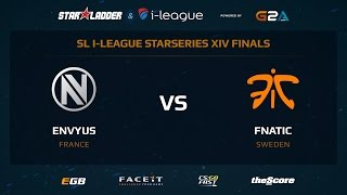 getlinkyoutube.com-EnVyUS vs. Fnatic (SL i-League StarSeries XIV LAN FINALS)