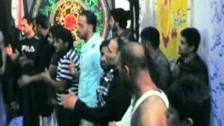Farsi Noha, YA MAHDI YA MAHDI YA MAHDI(A.J.). Macerata italy 1433 AH 2011