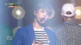 【日本語字幕】Am I Wrong (WINGS) / BTS (防弾少年団) Stage Mix