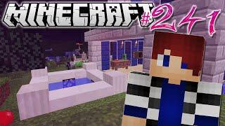 getlinkyoutube.com-Minecraft | HOUSE WITH A HOT TUB!! | Diamond Dimensions Modded Survival #241