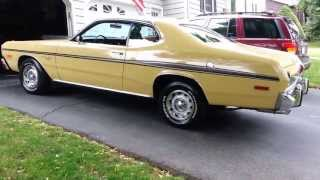 getlinkyoutube.com-1974 Dodge Dart Sport 360, 44k orig miles, #'s matching