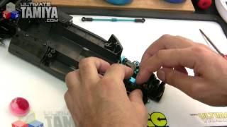 getlinkyoutube.com-Tamiya M06 Pro build pt 2 - front end
