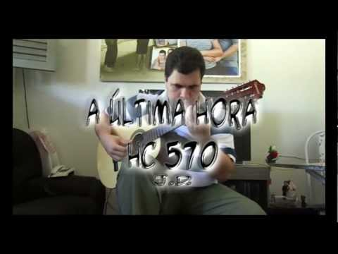 A ltima Hora - HC 570 - Viola de 10 Cordas 