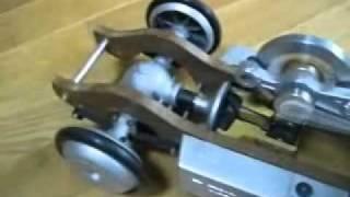 getlinkyoutube.com-Stirling engine R/C model car