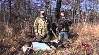 getlinkyoutube.com-AirForce Texan Big Bore Air Rifle