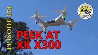 getlinkyoutube.com-XK X300 quadcopter Peek at Optical Flow