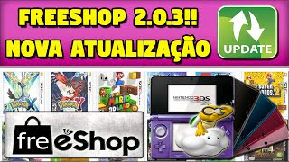 getlinkyoutube.com-[3DS] freeShop 2.0.3!!! - Explicando as novas funcionalidades