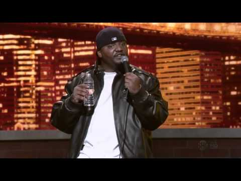 Aries Spears - Paul Mooney Impression (&quot;Hollywood, Look I'm Smiling&quot; Stand-up)