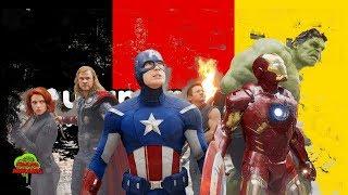 Minang Kocak Versi Avengers Part 8