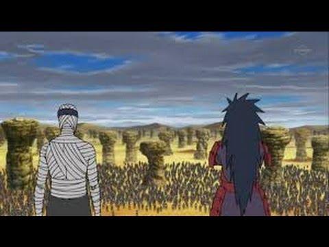 Naruto AMV - Madara vs Shinobi Alliance & The Five Kage - His World