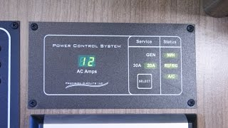Winnebago's Energy Management System for Small Coaches