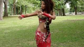 getlinkyoutube.com-Trust in Me Akasha Snake Dance