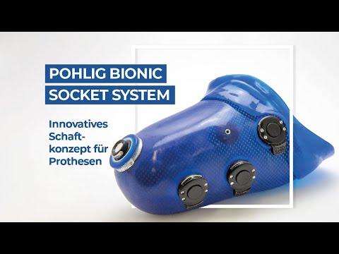 Pohlig GmbH - Pohlig Bionic Socket System