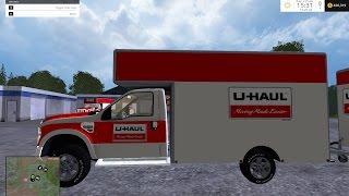 getlinkyoutube.com-Farming simulator 2015 - uhaul pack  -mod spotlight (37)