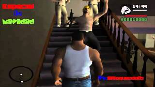 getlinkyoutube.com-GTA San Andreas Loquendo-Especial de Navidad 2011