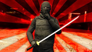 GTA 5 - THE NINJA SONG! (Funny Music Video)