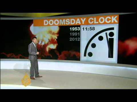 'Doomsday Clock' might be reset