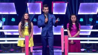 getlinkyoutube.com-The Voice India - Passang and Tanu Performance in The Battle Round