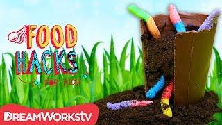 Devour a Flower Pot & More Super SPRING Hacks   FOOD HACKS FOR KIDS