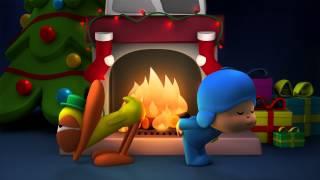 getlinkyoutube.com-¡Vuelve la chimenea de Pocoyó por Navidad!