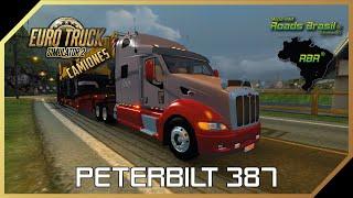 getlinkyoutube.com-Euro Truck Simulator 2 | Peterbilt 387 v1 | 1.14.x -- 1.16.x