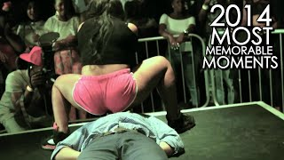 getlinkyoutube.com-Most Memorable Moments at The Jump Off 2014