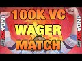 100k VC WAGER MATCH! THE ENDING IS DEADLY! NBA 2k15 STG Wager Match!